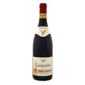 Vidal-Fleury-Cairanne
