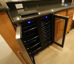 fridge wine storage