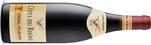Vidal-Fleury-Cotes-Du-Rhone