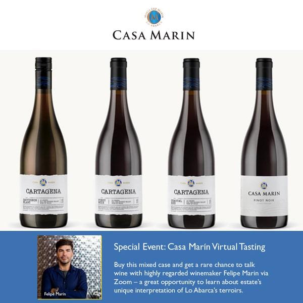 Casa Marin Mixed Case