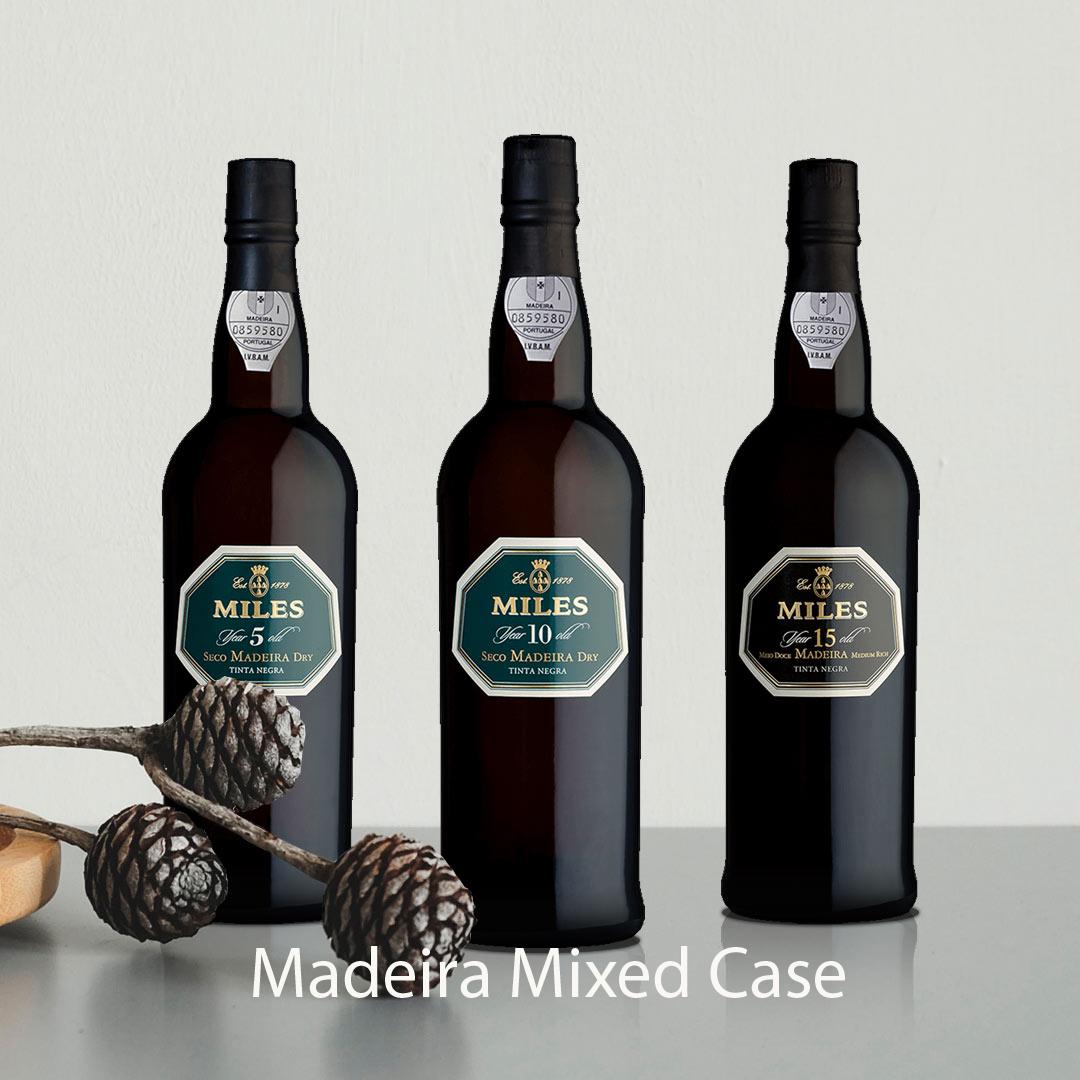 Mixed Case - Madeira My Dear