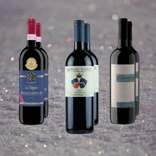 Mixed Case Best of Tuscany